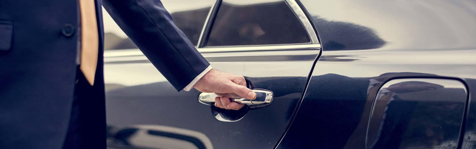 chauffeur driven service