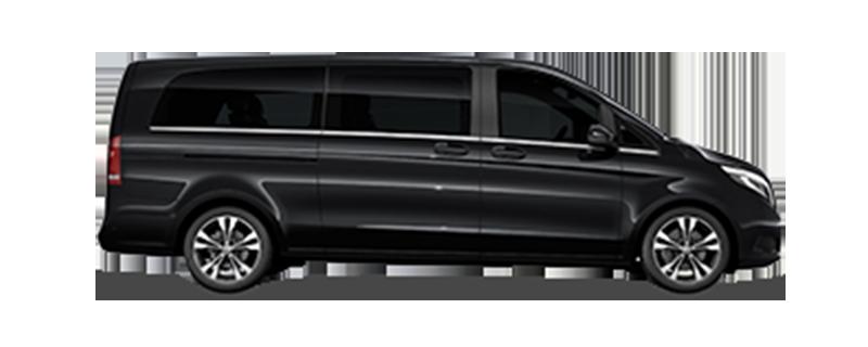 Mercedes Benz V-Class XLWB Ultimate Luxury & Style Minivan